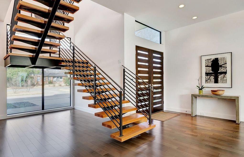 только лестницы в стиле лофт фото зелёная